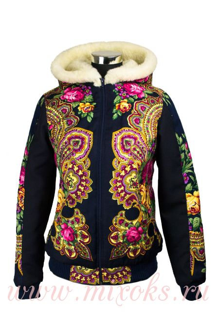 "Куртка на овчине ""Весения"""